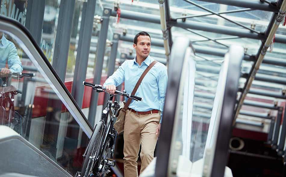 Fahrrad für Pendel