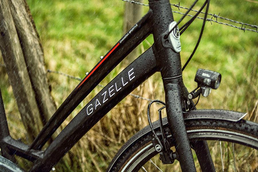 Gazelle-Fahrräder
