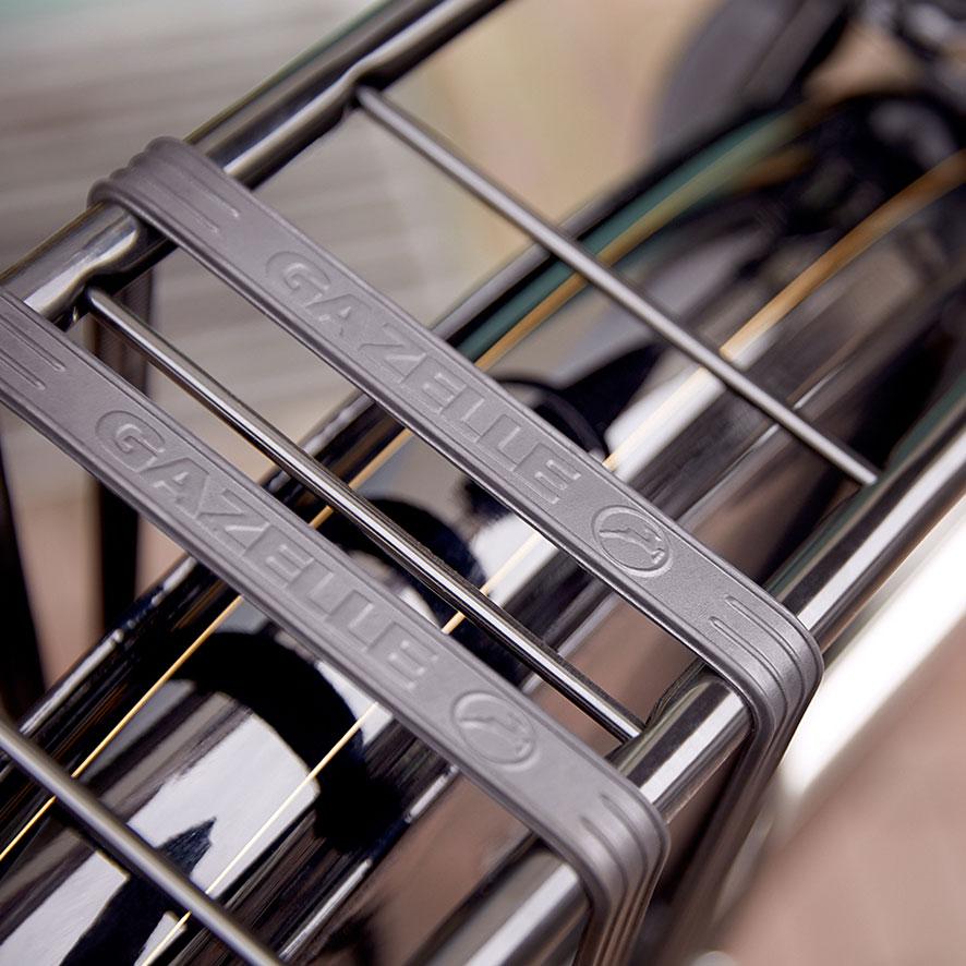 Diese Hollandräder sind solide, robust und haben einen stabilen Rahmen.
