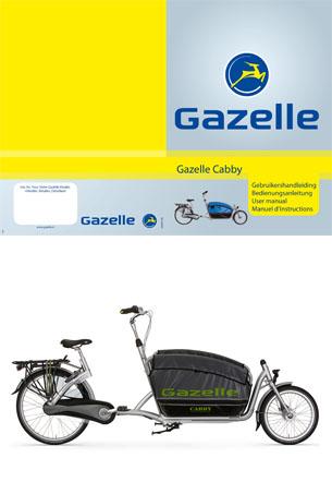 Gazelle Cabby Gebrauchsanweisung