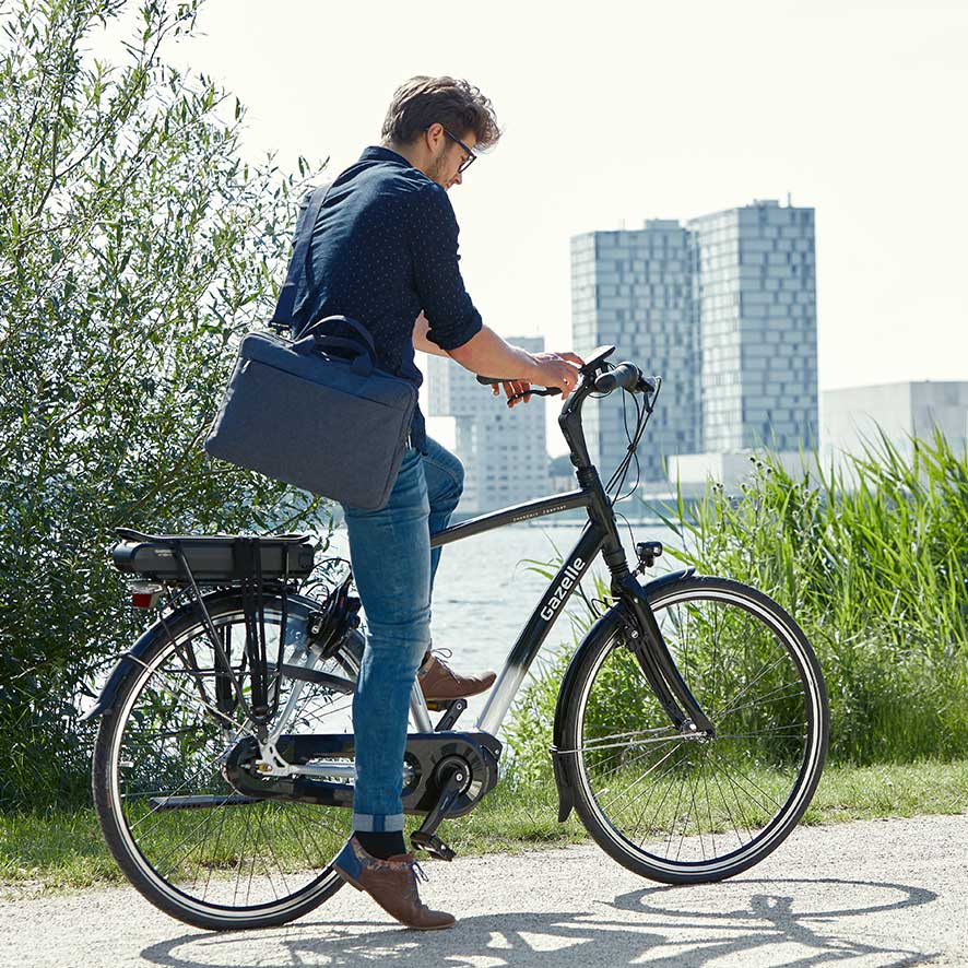 Brauchen Sie Hilfe beim Kauf eines E-Bike? Gazelle hilft!